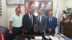 Perşembe Belediye Başkanına Ziyaret
