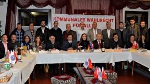 NRW Yerel Seçim Katılım Hakkı….