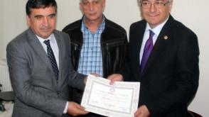 Zonguldak Milletvekilleri mazbatalarını aldı