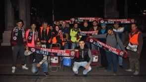 Zonguldakspor Sıcaklığı İstanbul'u Sardı