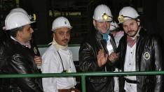 Bakanlar Yeni Yıla Maden Ocağında Girdi