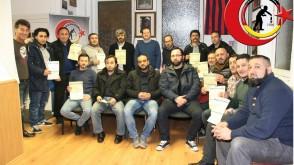 Avrupa Zonguldaklılar Derneği'ne bağlı bir dernek daha kuruldu