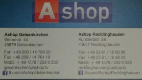 A-Shop Gelsenkirchen