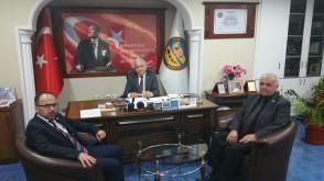 Başkanın Türkiye temasları sürüyor