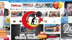 Ereğli Önder Gazetesi 25 Yaşında