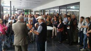 Gelsenkirchen'de göçmen sergisi açıldı…