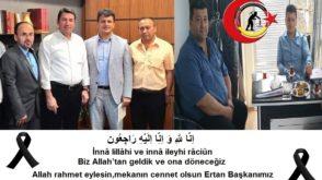 Kozlu Belediye Başkanı Ertan Şahin Hakk'ın Rahmetine Kavuştu