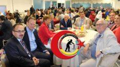Avrupa Zonguldaklılar Derneği Bir Araya Getirdi!