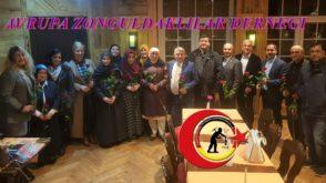 Zonguldak'tan Misafir Geldi