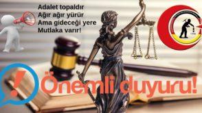 Avrupa Zonguldaklılar Derneği'ne Açılan Dava Sonuçlandı..
