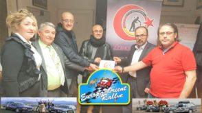 Avrupa-Ortadoğu Ralli'si 14 Mayıs'ta Zonguldak'ta