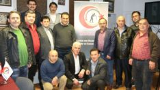 TBMM Milletvekili Almanya'daki Zonguldak'ı Ziyaret Etti!