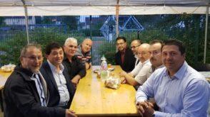 SPD Hamm Bölgesi İkinci Başkanı İsmail Erkul İftar verdi
