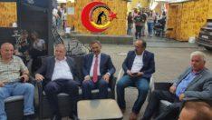 Avrupa Zonguldaklılar Derneği Kdz.Ereğli İlçemizi Almanya'da Yalnız Bırakmadı