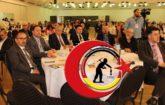 Avrupa Türk Basın Yayın Gazeteciler Birliği Çalıştayına Katıldık