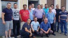 Hışıroğu Köyü Derneği Kuruldu