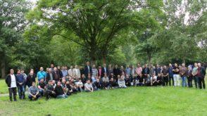 Avrupa'da Arefe günü Müslüman Kabristanı Ziyaretleri