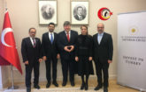 TC.Cumhurbaşkanlığı Yatırım Ofisi Ziyareti